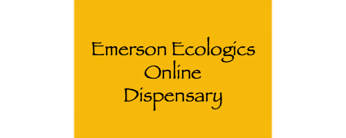 Emerson Ecologics Online Dispensary
