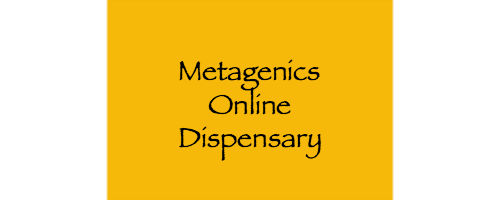 Metagenics Online Dispensary